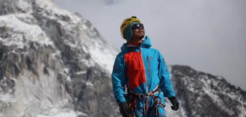 Slijepi kineski alpinist savladao Mount Everest
