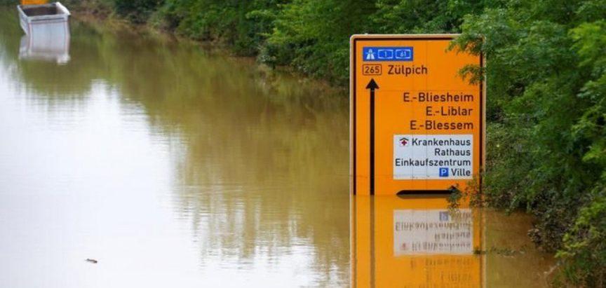 Katastrofa u Njemačkoj – pukla brana na rijeci Ruhr