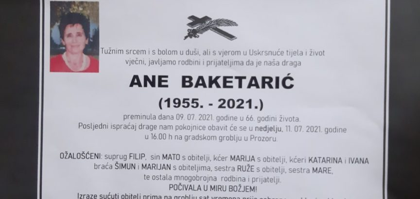 Ane Baketarić
