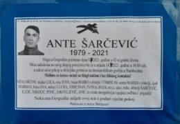 Ante Šarčević (1979.-2021.)