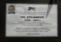 Ivo Stojanović (1959.-2021)