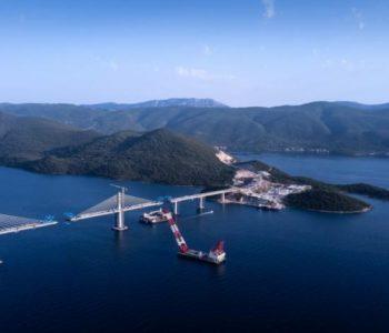 Kronologija Pelješkog mosta