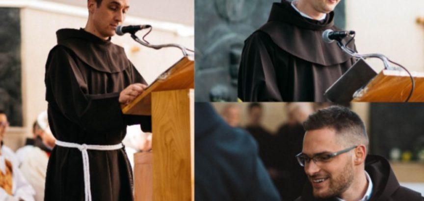 Trojica viteških mladomisnika iz istog mjesta i zajedno slave Mladu misu