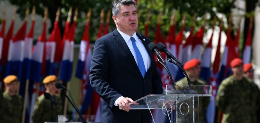 """Milanović: """"Dok sam ja predsjednik, Hrvatska više neće popuštati oko prava Hrvata u BiH"""""""