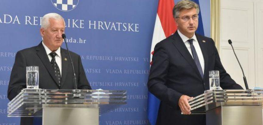 Matić o sastanku Plenkovića i generala: Da su generali imali petlju, pitali bi 'tko nam ovo smješta?'