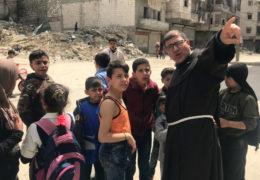 Projekt za spas neželjene i odbačene djece u Siriji