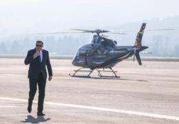 S helikopterima se ide na rođendan i gase lažni požari, pravi ne