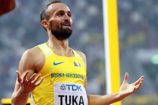 Amel Tuka izborio finale na Olimpijskim igrama u Tokiju