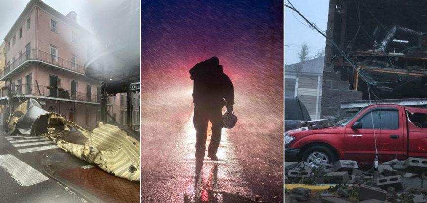 Razorni udar uragana Ida u SAD-u