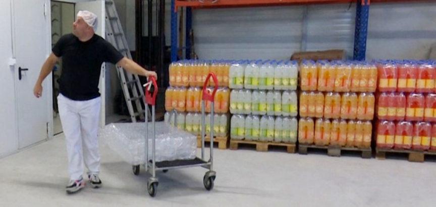 SANSKI MOST: Otvorena tvornica gaziranih sokova, već se proizvodi pet vrsta