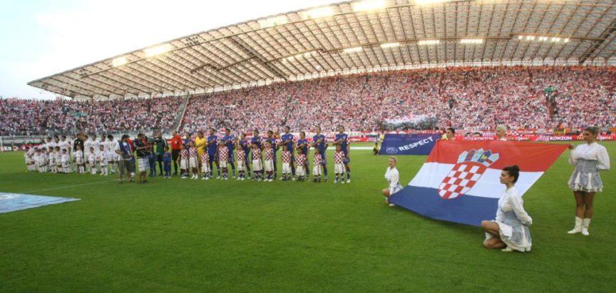 Hrvatska nikad nije igrala u tako spektakularnom ambijanetu kao što je splitski