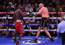 Tyson Fury nokautirao Wildera i obranio WBC naslov svjetskog prvaka