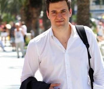 SPLIĆANIN JE NAJBOLJI STUDENT NA OXFORDU 'Daleko je dan kad ću se vratiti u Hrvatsku'