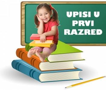 Obavijest o upisu djece u prve razrede za školsku 2015./2016. godinu