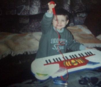 Priča o Marku Bošnjaku, mladoj glazbenoj nadi Rame
