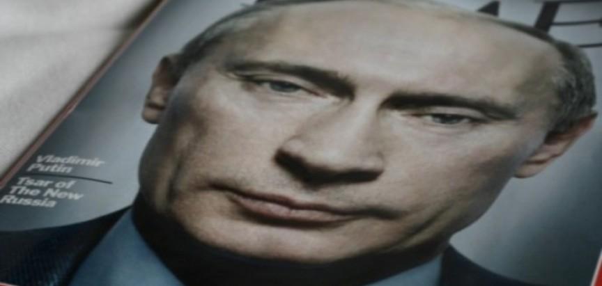 Time: Putin ponovno osoba godine