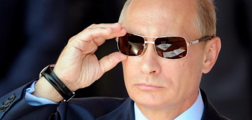 Putinova invazija na Ukrajinu za pet dana