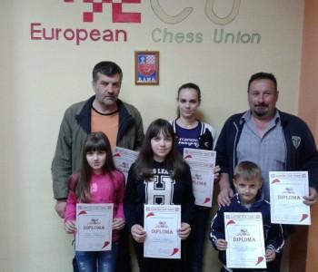 """Odigran 18. uskrsni šahovski turnir """"Rama 2014"""""""