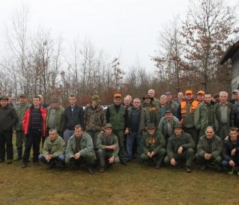 Lovci proslavili pobjedu