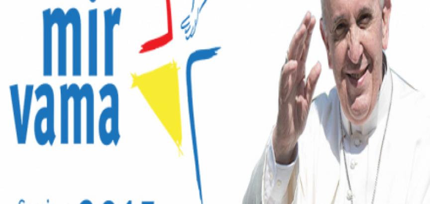 Donosimo vam upute kako se možete prijaviti na susrete s papom Franjom u Sarajevu
