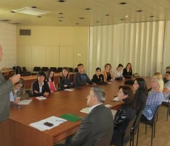 FOTO: Danas održana edukacija za potencijalne uposlenike Agencije za lokalni razvoj Prozor-Rama