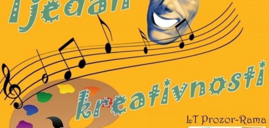 """ASuBiH-a Prozor – Rama : Prijave za """"Tjedan kreativnosti"""" su otvorene!"""