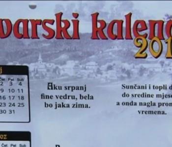 Lokvarski kalendar za 2015.: ljeto će biti ljeto, a zima – zima!