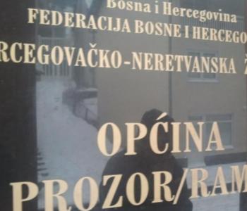 Novo priznanje općini Prozor – Rama