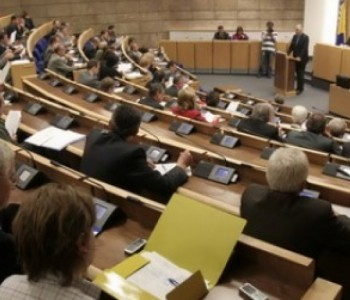Hrvatski zastupnici:Ukinuti FBiH i županije; Formirati 4 administrativno-teritorijalne jedinice
