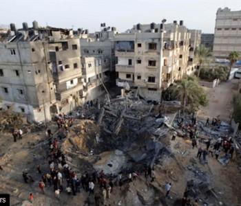 Krvavo jutro u Gazi