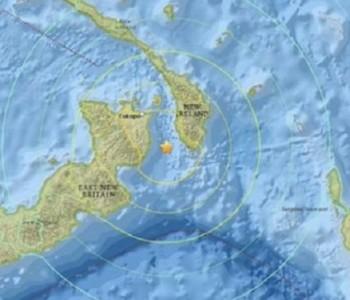 Potres pogodio Papuu Novu Gvineju, izdano upozorenje za tsunami