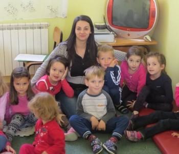 Dječji vrtić Ciciban : Rad s djecom najveće je zadovoljstvo