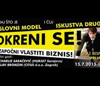 POKRENI SE! – Kako i zašto pokrenuti vlastiti posao? Saznajte 15.7. u Mostaru