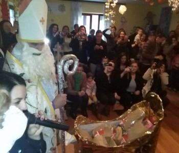 FOTO: U Dječjem vrtiću Ciciban održana priredba povodom blagdana sv. Nikole