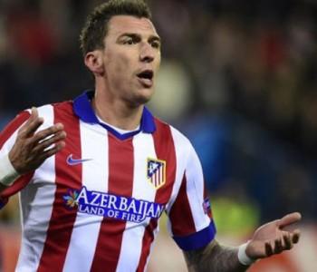 Mario Mandžukić 'Osjećaj je fenomenalan' Simeone 'Nije trebao ni igrati, ali on je inzistirao'