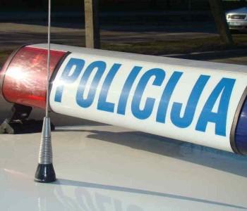 Policijsko izvješće za protekli tjedan (7.9 – 14.9. 2015.)