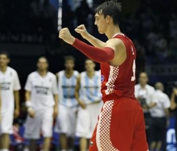 Dario Šarić drugu godinu zaredom najbolji mladi košarkaš Europe