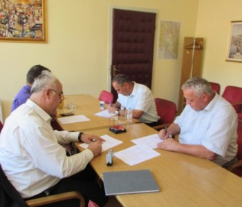 Potpisan ugovor za izgradnju srednje škole