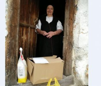 Članovi Franjevačkog svjetovnog reda Rama Šćit održali humanitarnu akciju