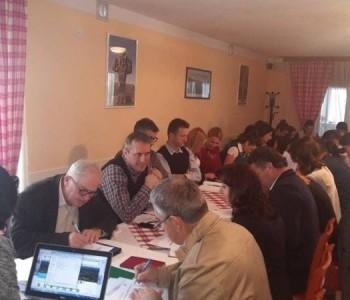 """Na Šćitu započela dvodnevna radionica : """"Tehnike i instrumenti lokalnog i ekonomskog razvoja"""""""