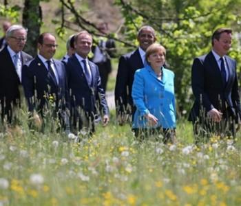 """Čelnici G-7 rekli """"auf wiedershen"""" fosilnim gorivima"""
