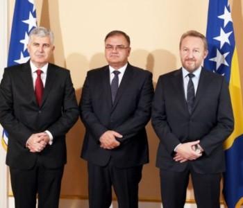 Članovi Predsjedništva BiH danas u Beogradu sa Vučićem