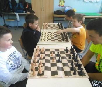 Odigran šahovski turnir povodom Dana OŠ Marka Marulića Prozor