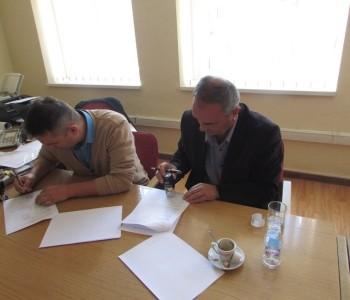 Potpisan Ugovor za uređenje partera oko objekta Doma za stare i nemoćne osobe Rama