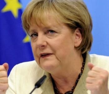 Merkel dočekana uz najviše državne i vojne počasti