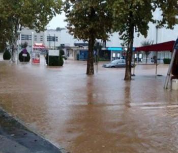 Kaos zbog kiše: Opet odroni, poplavljene kuće, blokirane prometnice, ljudi u strahu…