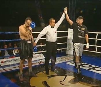 Damir Beljo u prvoj rundi nokautirao Kuvaca