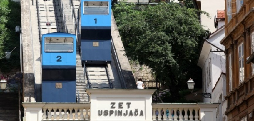Zagrebačka uspinjača druga najbolja u Europi