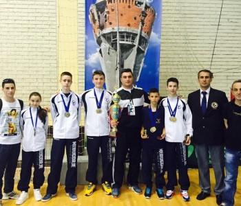 Fantastičan nastup Ramljaka na karate turniru u Bugojnu i Vukovaru. Čestitamo!