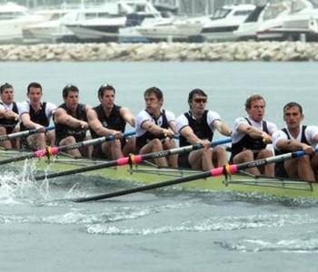 Veslačke reprezentacije Australije i Švicarske žele pripreme u Rami